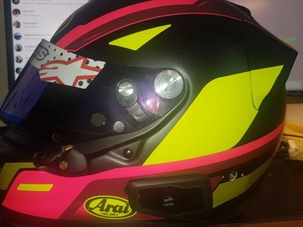 Helmet Comms